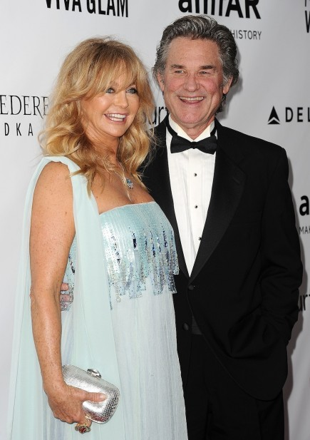 Goldie Hawn Kurt Russell Diamond Ring Kurt Russell