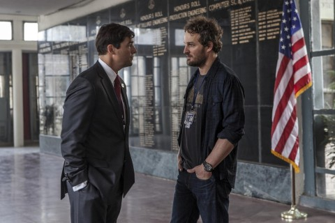 Still Of Kyle Chandler And Jason Clarke In Misiunea Am Large Picture
