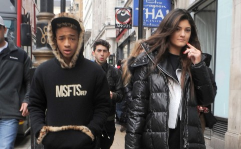 Jaden Smith And Kylie Jenner Wallpaper