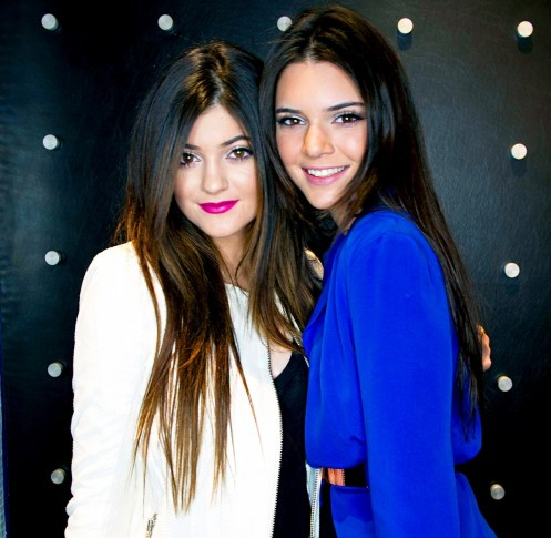 Kendall Jenner Kylie Jenner Zoom And Kendall Jenner