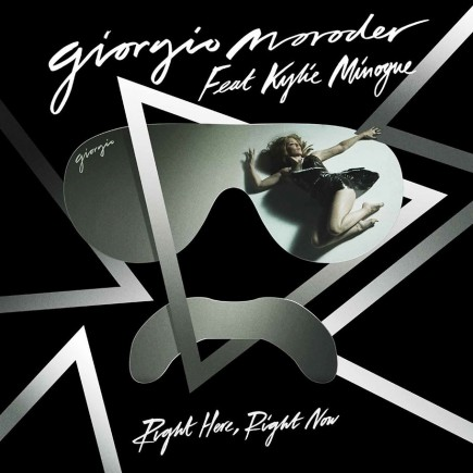 Giorgio Moroder Kylie Minogue Right Here Right Now Music