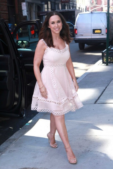 Lacey Chabert At The Aol Build Speaker Series In New York On March Lacey Chabert