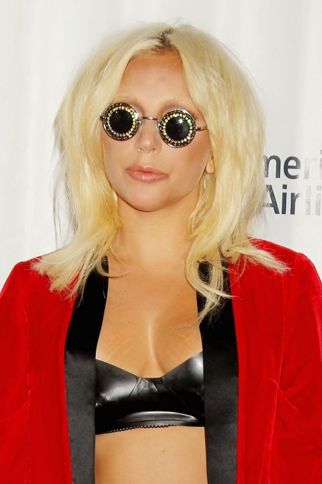 Lady Gaga Attends The Songwriters Hall Of Fame Th Annual Induction And Awards At The Marriott Marquis Hotel In New York