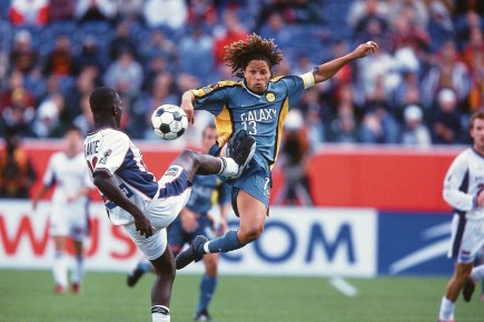 Mls Cup La Galaxy Cobi Jones La Galaxy