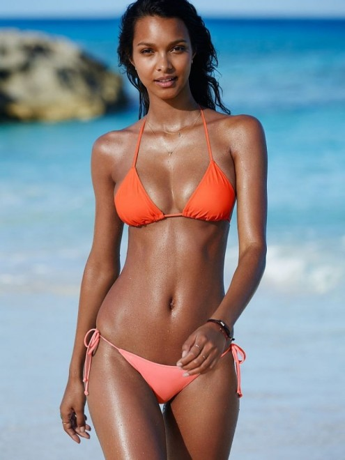Lais Ribeiro Victoria Secret July Lais Ribeiro
