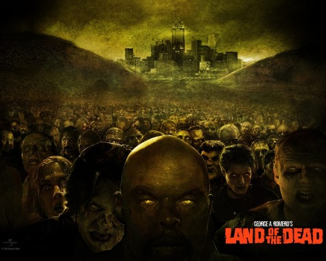 Land Of The Dead Poster