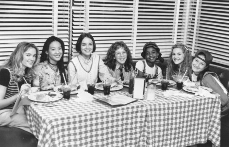 Still Of Rachael Leigh Cook Schuyler Fisk Bre Blair Zelda Harris Tricia Joe Larisa Oleynik And Stacy Linn Ramsower In The Baby Sitters Club Large Picture Movies