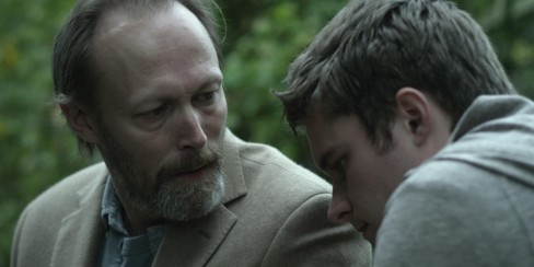 Still Of Lars Mikkelsen And Jack Reynor In What Richard Did Large Picture