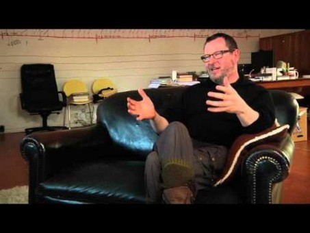 Lars Von Trier It Not Difficult To Make Films You Just Have To Push Button