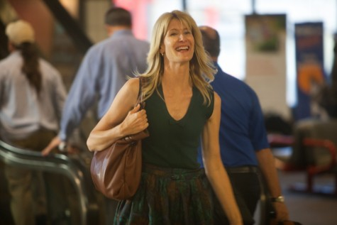 Laura Dern The Fault In Our Stars The Fault In Our Stars