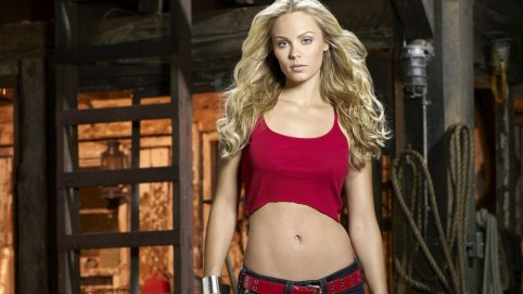 Laura Vandervoort Wallpaper