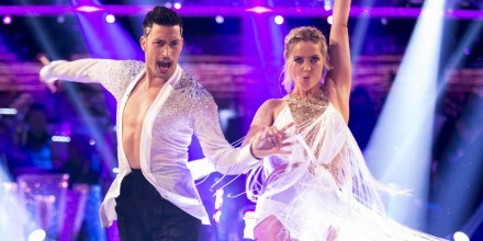 Lan Ape Strictly Laura Whitmore Givanni Pernice Laura Whitmore