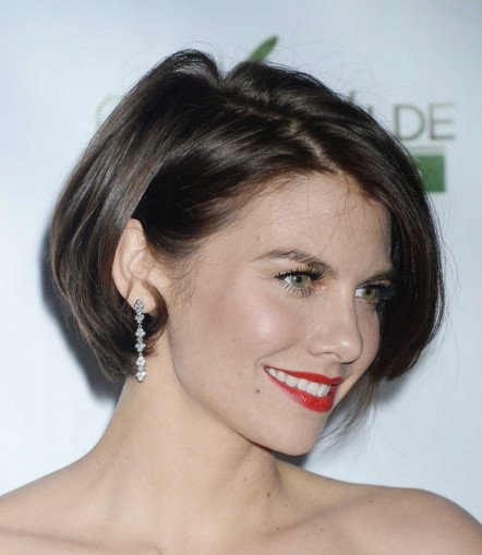 Lauren Cohan At The Th Annual Oscar Wilde Awards In Santa Monica Lauren Cohan