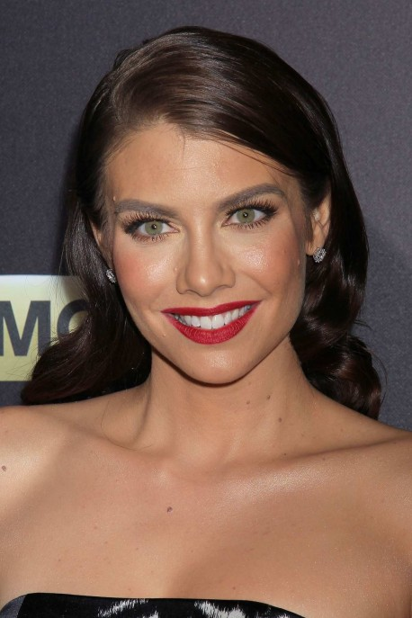 Lauren Cohan At The Walking Dead Ultimate Fan Premiere Event Lauren Cohan