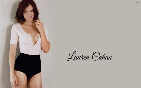 Lauren Cohan Photo Shoot Wallpaper Lauren Cohan