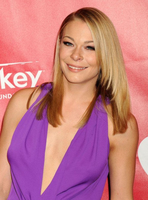 Leann Rimes At Musicares Person Of The Year Gala In Los Angeles