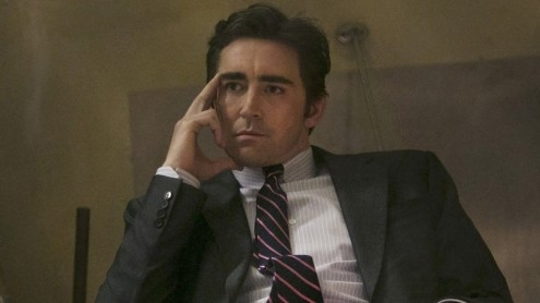 Lee Pace Halt And Catch Fireblogroll Ac Lee Pace