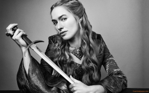 Lena Headey As Cersei Lannister Game Of Thrones Game Of Thrones