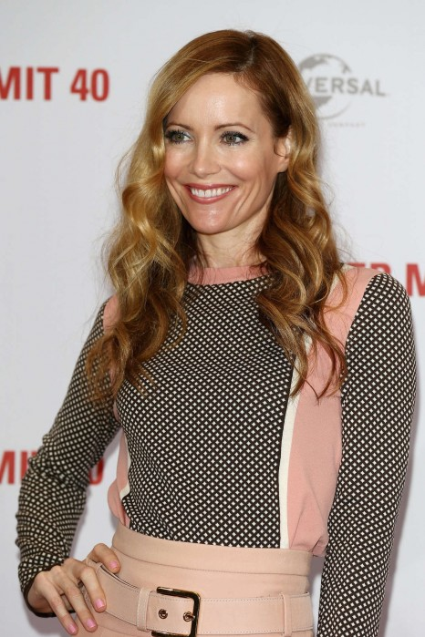 Leslie Mann This Is Photocall In Berlin