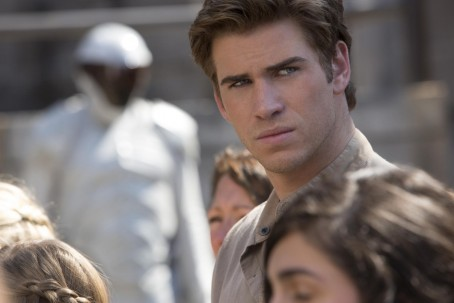 Liam Hemsworth And In The Hunger Games Catching Fire Liam Hemsworth