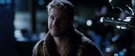 Liam Hemsworth Smiling Cute In Expendables Movie Images Movies