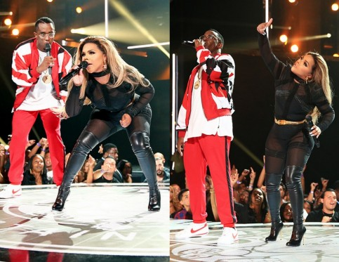 Lil Kim Michael Costello Bet Awards Performance Lil Kim