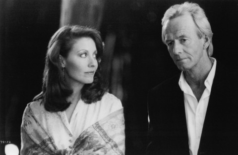 Still Of Paul Hogan And Linda Kozlowski In Almost An Angel Large Picture