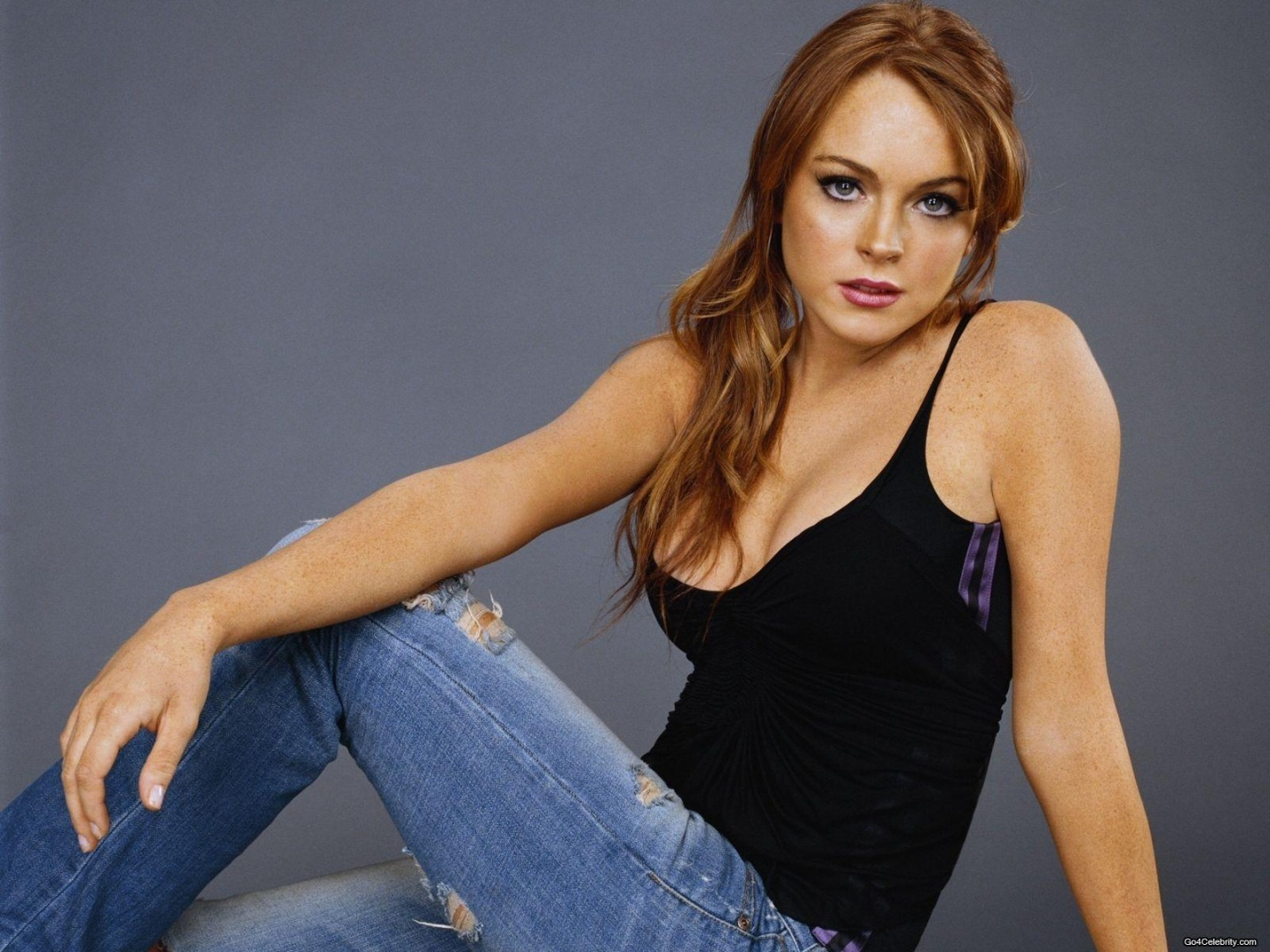 Lindsay Lohan Beauty Wallpaper Celebrity Photo Lindsay Lohan Wallpaper Sexy