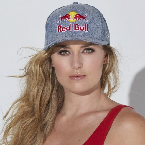 American Skiing Champion Lindsey Vonn In Portrait In Los Angeles California Lindsey Vonn