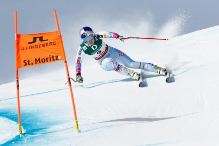 Lindsey Vonn Gives Everything At World Champs Downhill Lindsey Vonn