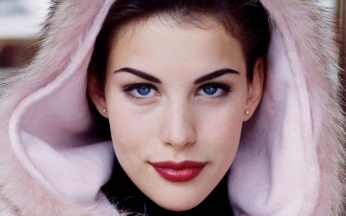 Liv Tyler By Matthew Brookes For Glamour July
