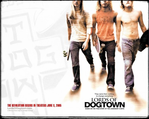 Heath Ledger In Lords Of Dogtown Wallpaper