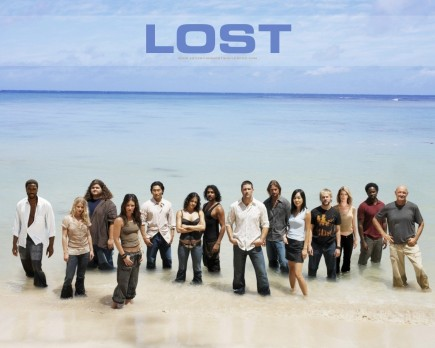 Lost Wallpaper Normal