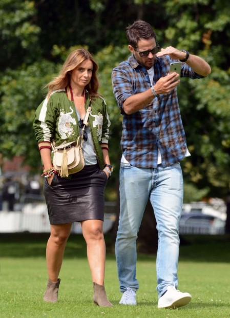 Louise Redknapp At Soho House Exclusive House Festival In Twickenham Louise Redknapp