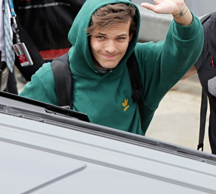 Louis Tomlinson Movie Role Louis Tomlinson