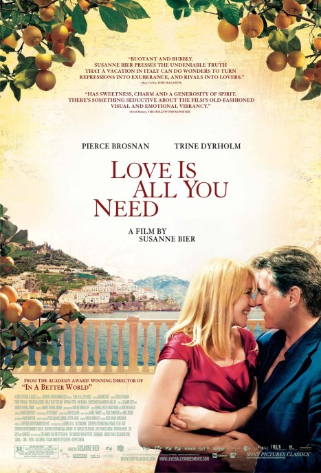 Love Is All You Need Ver Xxlg Film Poster