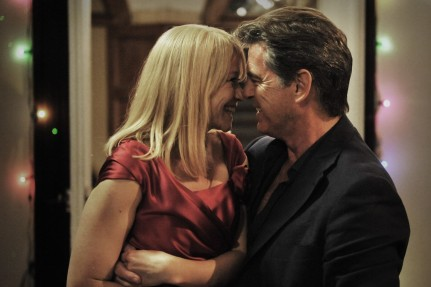 Trine Dyrholm And Pierce Brosnan In Love Is All You Need Cast