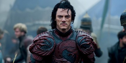 Luke Evans Speculates About Dracula Luke Evans