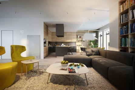 Colorful Luxury Home Design Luxury Homes