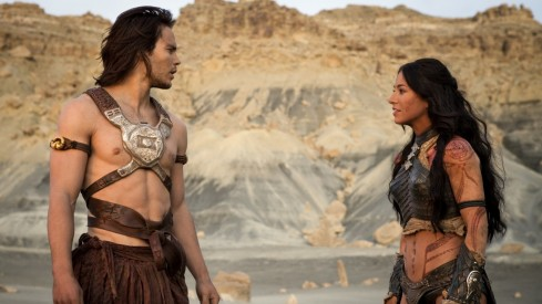 Lynn Collins John Carter Body