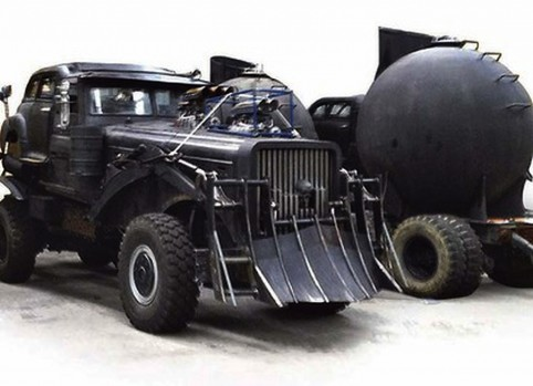Mad Max Fury Road Movie Images Cars Wreckers