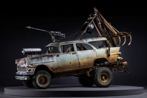 The Cars Of Mad Max Fury Road By John Platt Mad Max Fury Road