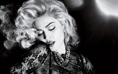 Madonna Like Virgin Wallpaper