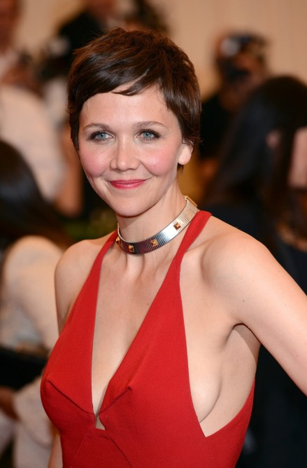 Actress Maggie Gyllenhaal Recently Took Pixie Cut Which She