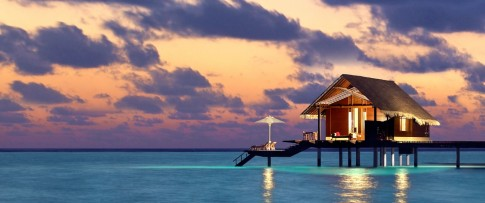 Destination Maldives Hero One And Only Reethi Rah Overwater Bungalow Maldives
