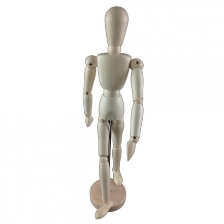 Inch Cm Wood Human Body Model Figure Manikin Mannequin Artist Drawing Sketch For Table Display Painting Mannequin