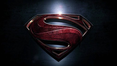 Man Of Steel Title Sequence Hd Logo