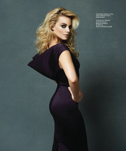 Margot Robbie Manhattan Magazine