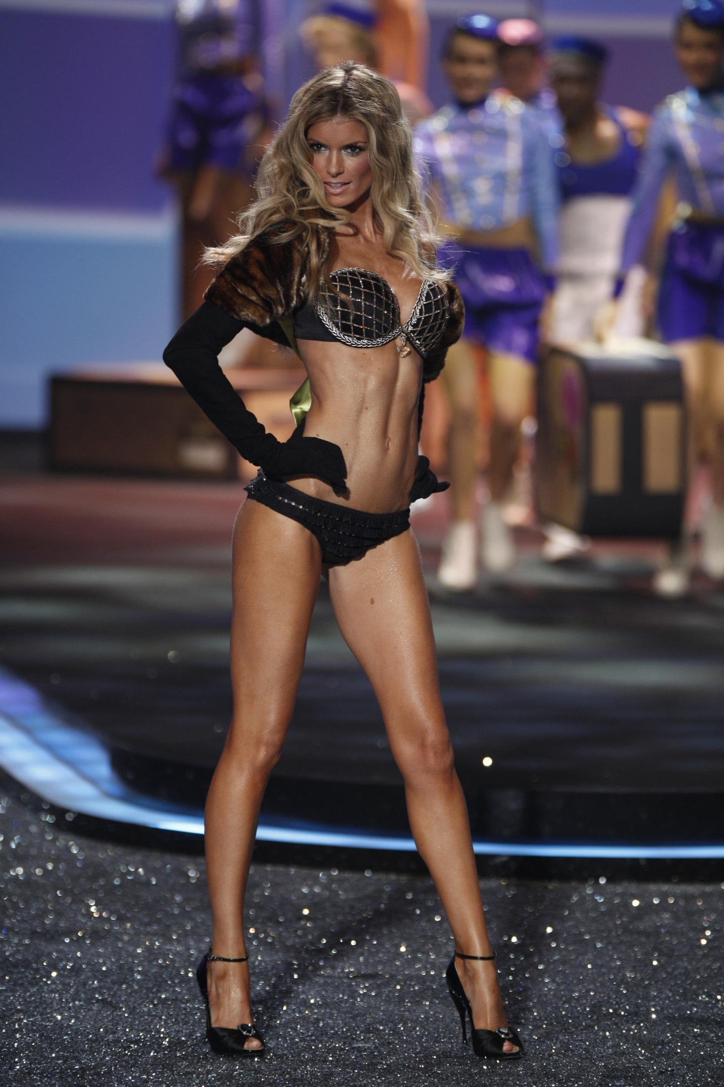 Fashion Show Marisa Miller Runway Victorias Secret Hi Res Victoria Secret Fashion Show