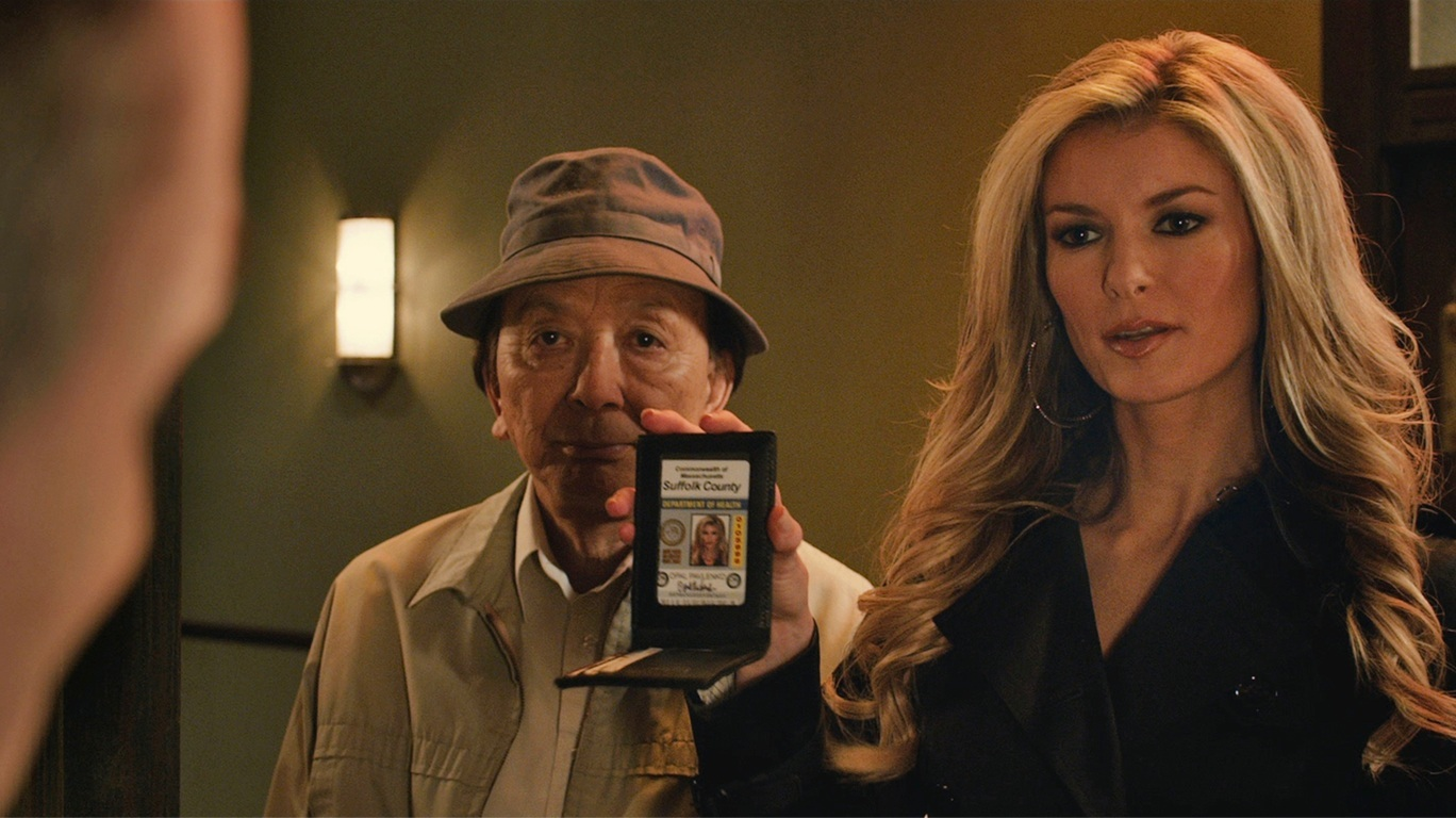 James Hong And Marisa Miller In Ripd